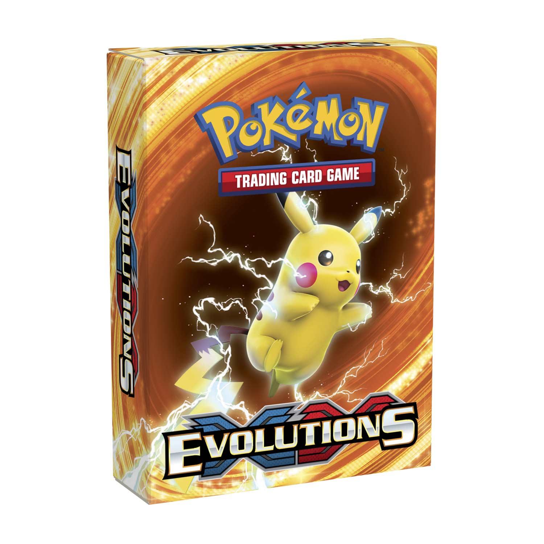 Pokemon XY Evolutions Pikachu Power PTCGO Theme Deck Code *MESSAGED* 2016