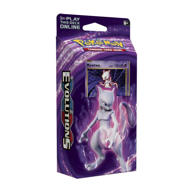 Image for Pokémon TCG: Mewtwo Mayhem Theme Deck from Pokemon Center
