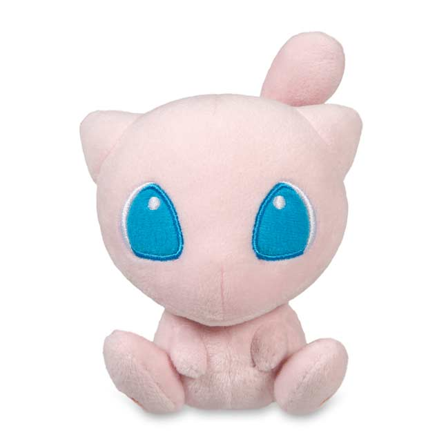 "Image for Mew Poké Doll Plush (Standard Size) - 6 1/2"" from Pokemon Center"