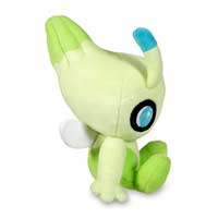 Image for Celebi Poké Doll Plush (Standard Size) - 6 In. from Pokémon Center