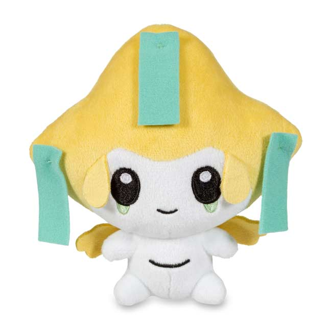 "Image for Jirachi Poké Doll (Standard Size) - 6"" from Pokemon Center"