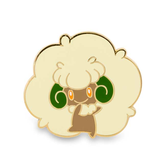 Image for Whimsicott and Substitute Pokémon Pins (2 Pack) from Pokémon Center