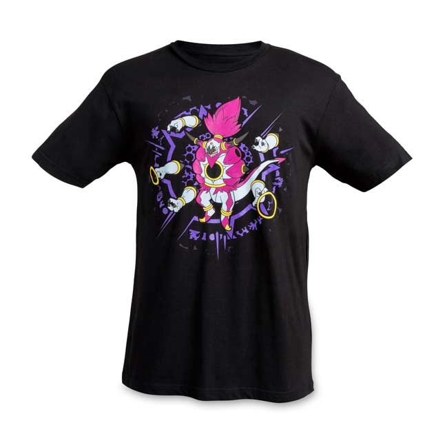 Image for Hoopa Unbound Relaxed Fit Crewneck T-Shirt from Pokemon Center
