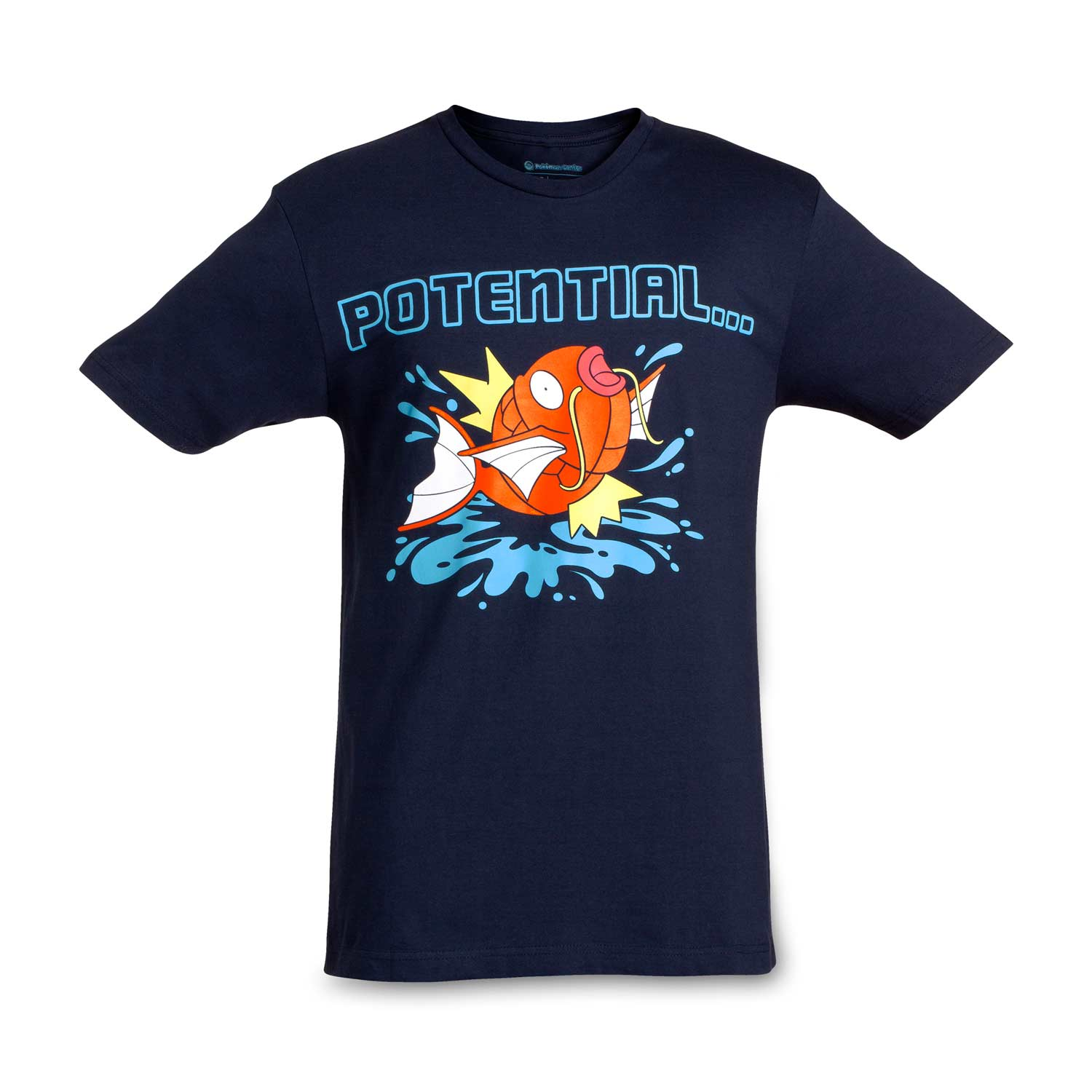 7f60ea03 Image for Magikarp Adult Relaxed Fit Crewneck T-Shirt from Pokemon Center