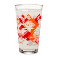 Image for Just My Type: Fire Type Glass Tumbler from Pokemon Center