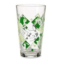 Just My Type: Grass Type Glass Tumbler