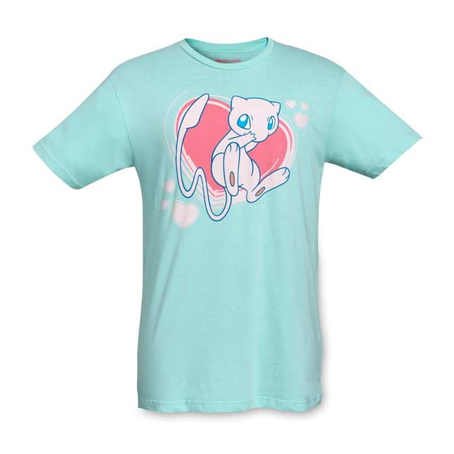 Image for Love My Pokémon Adult Relaxed Fit Crewneck T-Shirt from Pokemon Center