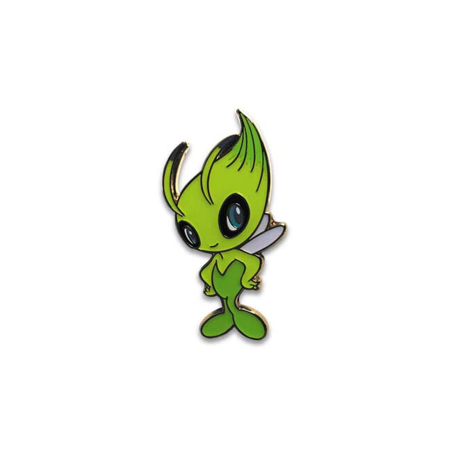 Image for Pokémon TCG: Mythical Pokémon Collection-Celebi from Pokémon Center
