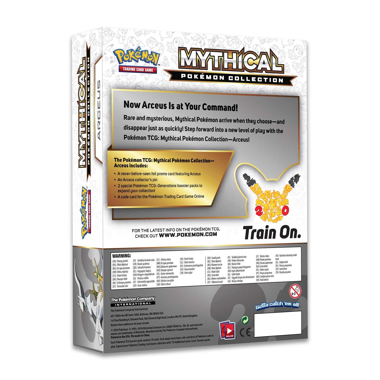 Arceus Mythical Pokémon Collection (Pokémon TCG)