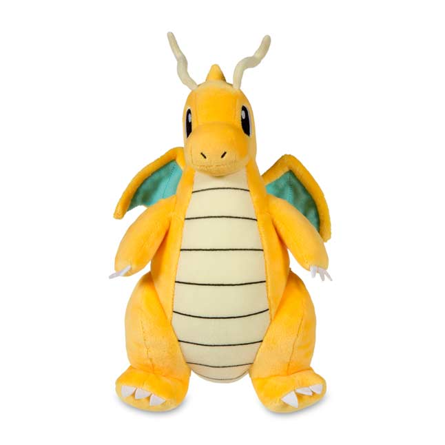 "Image for Dragonite Poké Plush (Large Size) - 10"" from Pokemon Center"