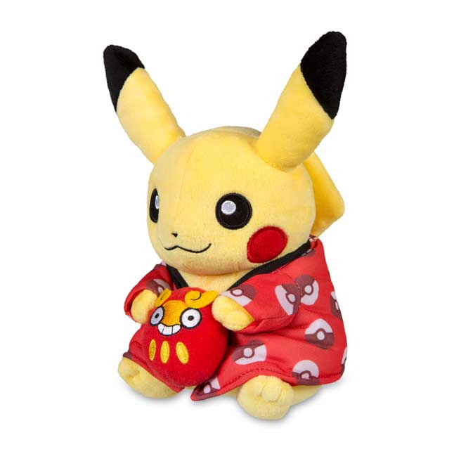Image for Pikachu Celebrations: Year's End Pikachu (Standard) - 8 In. from Pokemon Center