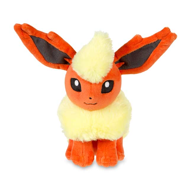 "Image for Flareon Poké Plush (Standard Size) - 6"" from Pokemon Center"
