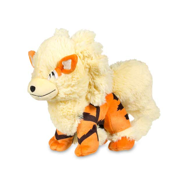 "Image for Arcanine Poké Plush (Large Size) - 12"" from Pokemon Center"