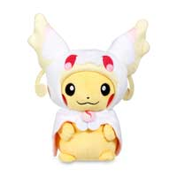 Image for Mega Audino Costume Pikachu Poké Plush (Standard Size) - 9 In. from Pokemon Center