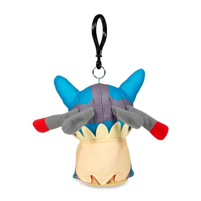 Mega Lucario Costume Pikachu with Cape and Hood | keychain ...