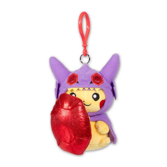 Image for Mega Sableye Costume Pikachu Keychain Plush from Pokemon Center
