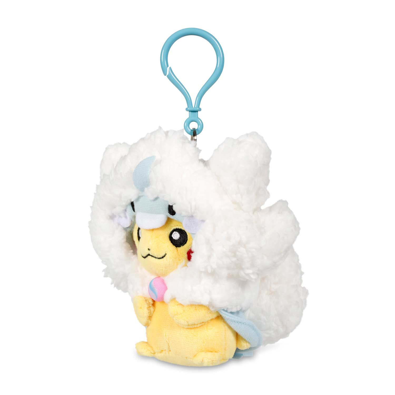Mega Altaria Costume Pikachu with Cape and Hood | keychain ...