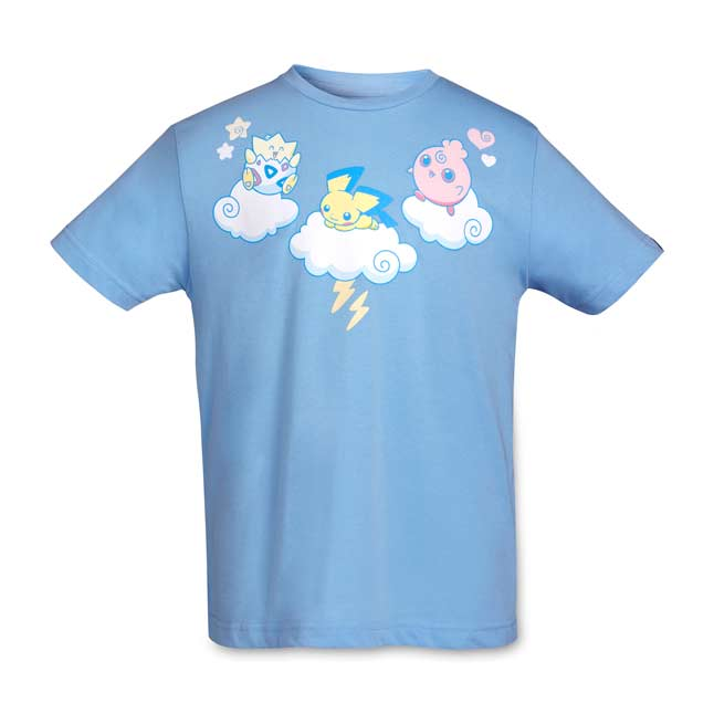 Image for Johto Cuties Youth Relaxed Fit Crewneck T-Shirt from Pokemon Center