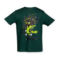 Image for Zygarde Relaxed Fit Youth Crewneck T-Shirt from Pokemon Center