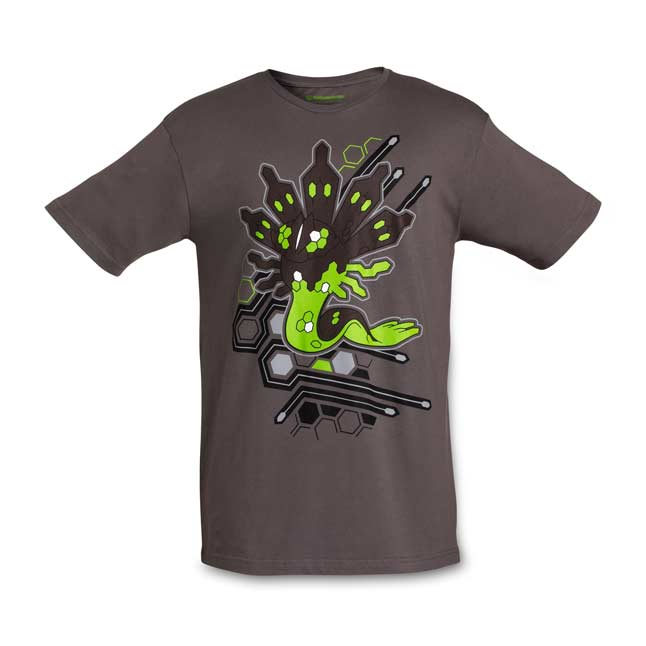 Image for Zygarde Relaxed Fit Adult Crewneck T-Shirt from Pokemon Center