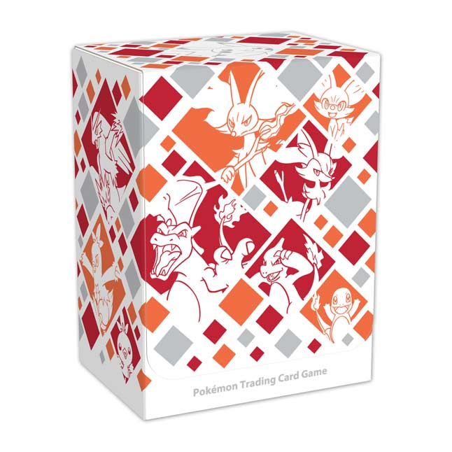 Image for Pokémon TCG: Just My Type (Fire) Box from Pokemon Center