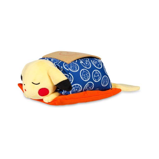 "Image for Pikachu Celebrations: Kotatsu Pikachu Poké Plush (Standard Size) - 8"" from Pokemon Center"