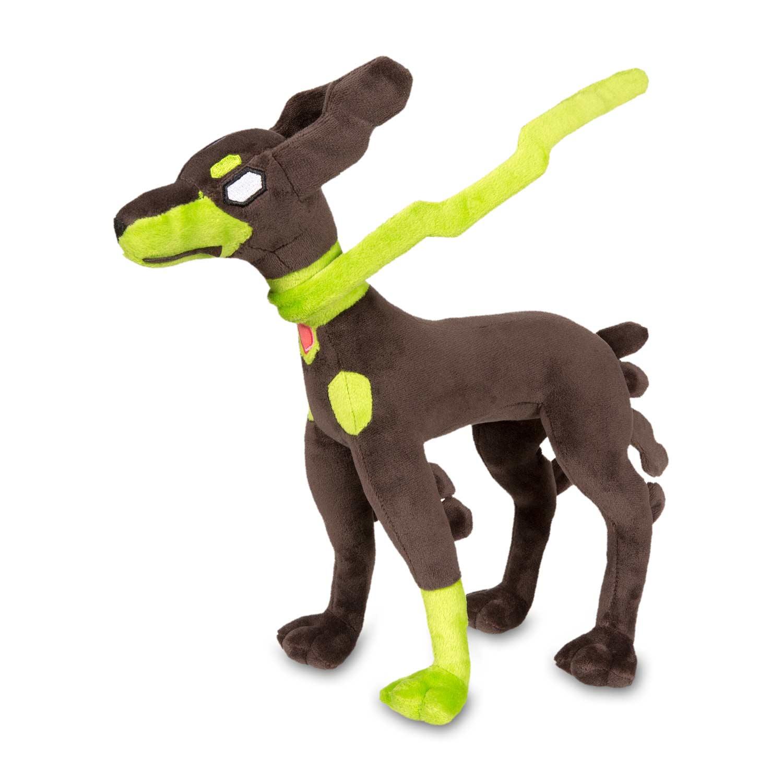 Zygarde 10% Forme | plush toy | Poké Plush | 12 inches tall ...