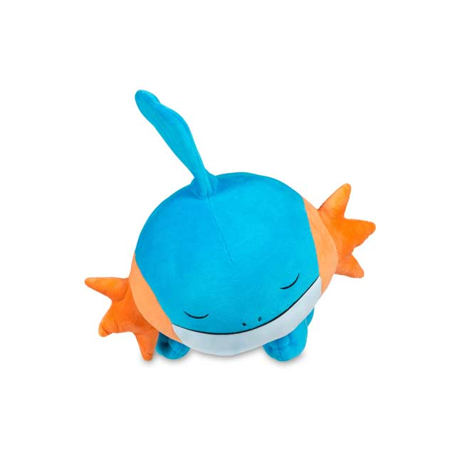 "Image for Sleeping Mudkip Poké Plush (Jumbo Size) - 23"" from Pokemon Center"