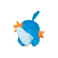 Image for Sleeping Mudkip Poké Plush (Jumbo Size) - 23 In. from Pokemon Center