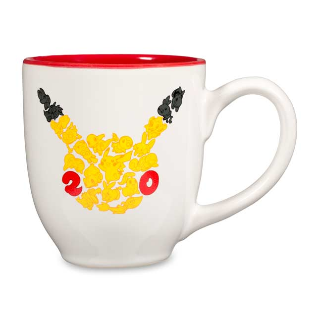Image for Pokémon 20th Mug from Pokemon Center