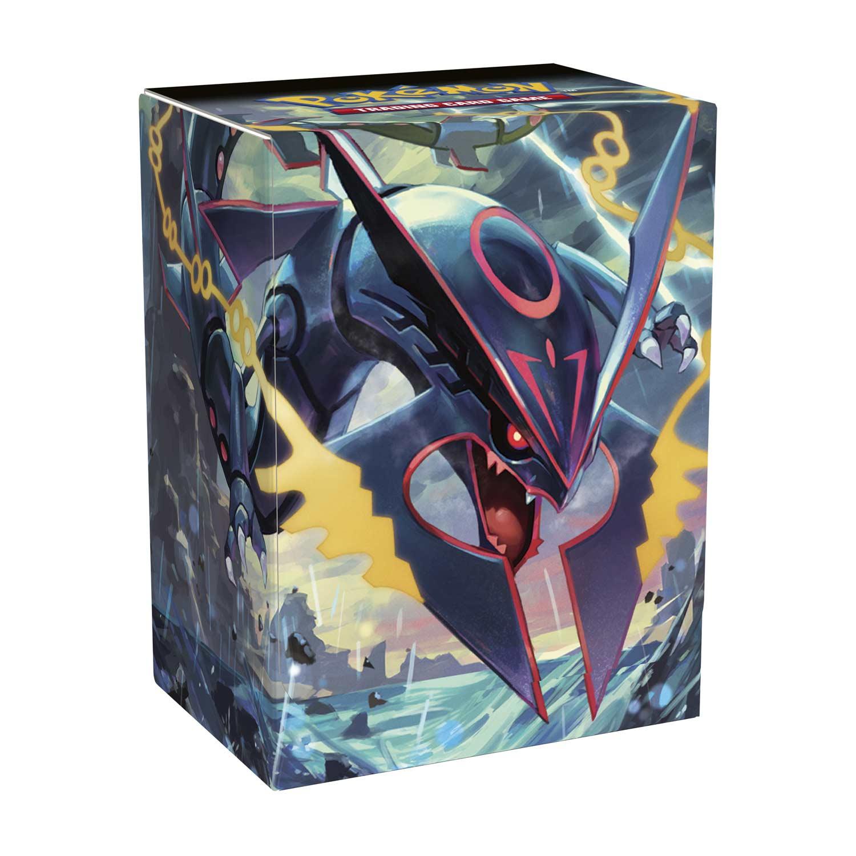 Pokémon TCG Shiny Mega Rayquaza Deck Box | Pokémon TCG ...