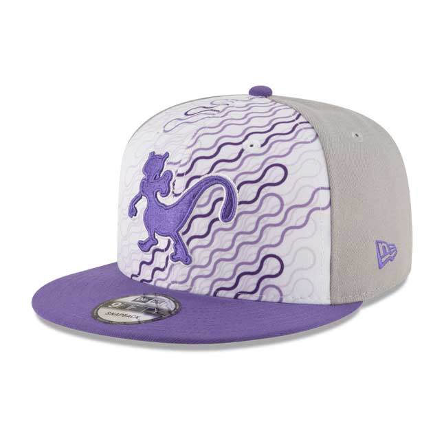 Mewtwo Genetic 9fifty Baseball Cap By New Era  One Size