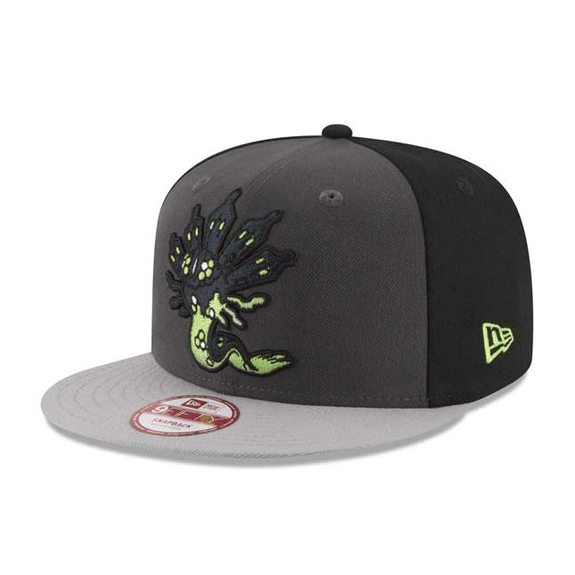Image for Zygarde 50% Forme 9FIFTY Baseball Cap by New Era (One Size-Adult) from Pokemon Center