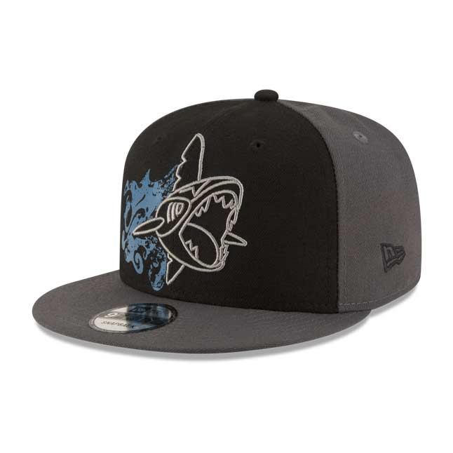 Image for Sharpedo 9FIFTY Baseball Cap by New Era (One Size-Adult) from Pokemon Center