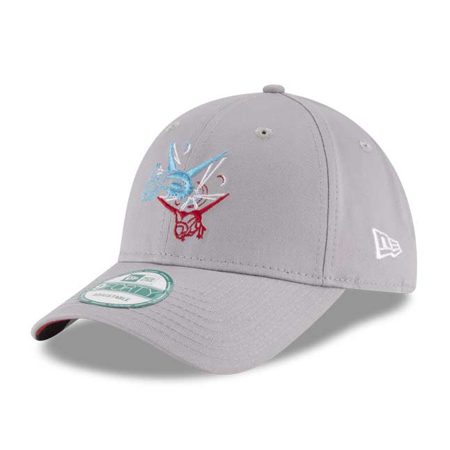 Image for Latios and Latias Eon Edge 9FORTY Baseball Cap by New Era (One Size-Adult) from Pokemon Center