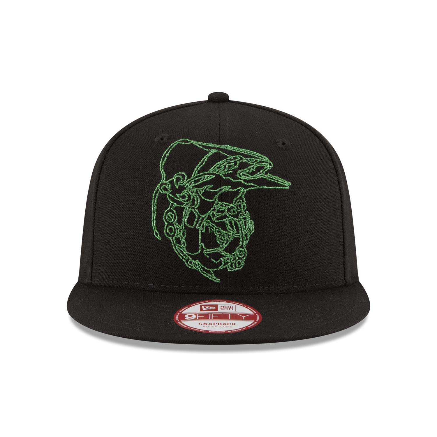 ... Image for Mega Rayquaza Eclipse 9FIFTY Baseball Cap by New Era (One  Size-Adult ... 59a5561ad18