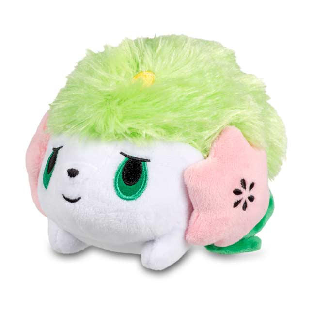 "Image for Shaymin (Land Forme) Poké Doll Plush (Standard Size) - 5"" from Pokemon Center"
