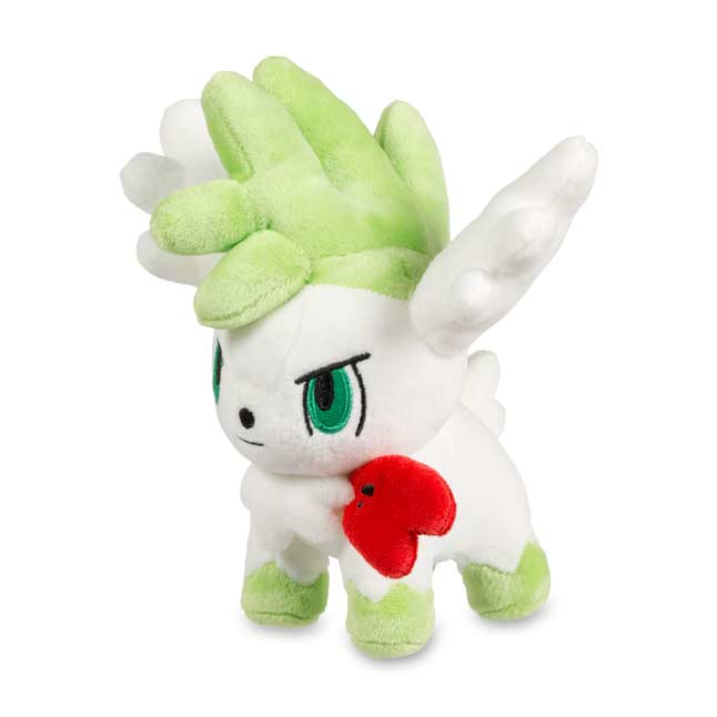"Image for Shaymin Sky Forme Poké Doll Plush (Standard Size) - 6"" from Pokemon Center"