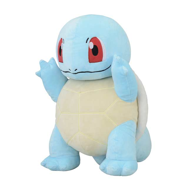 "Image for Squirtle Poké Plush (Jumbo Size) - 17"" from Pokemon Center"