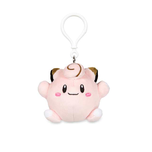 Image for Clefairy Secret Base Poké Doll Keychain from Pokemon Center