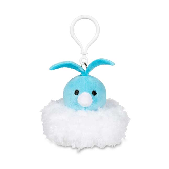 Image for Swablu Secret Base Poké Doll Keychain from Pokémon Center