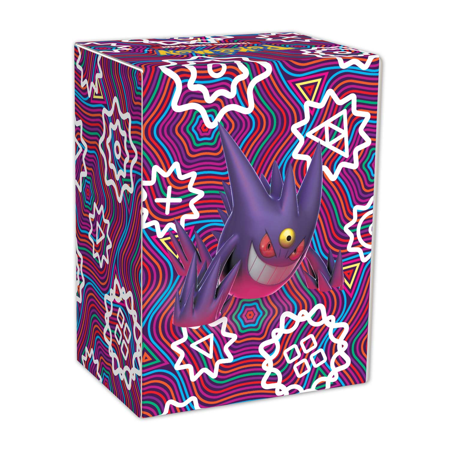 how to make a pokemon card deck box