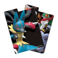 Image for Pokémon TCG: Mega Lucario Deck Box from Pokemon Center