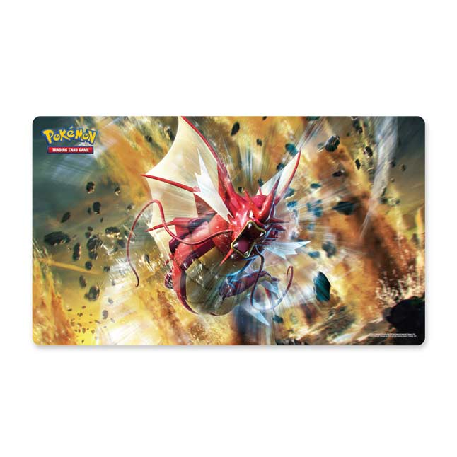 Image for Pokémon TCG: Shiny Mega Gyarados Playmat from Pokemon Center