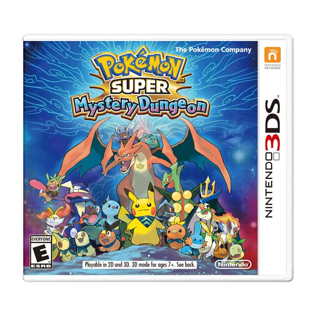 Image for Pokémon Super Mystery Dungeon from Pokemon Center