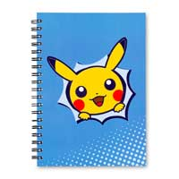 Hip Pop Parade Spiral Notebook (200 Pages)