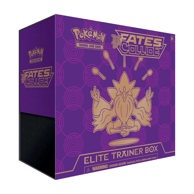 Elite Trainer Box Alakazam Pokémon Tcg Trading Card Game