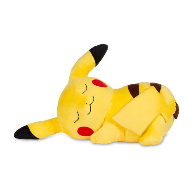 "Image for Sleeping Pikachu Poké Plush (Jumbo Size) - 36"" from Pokemon Center"