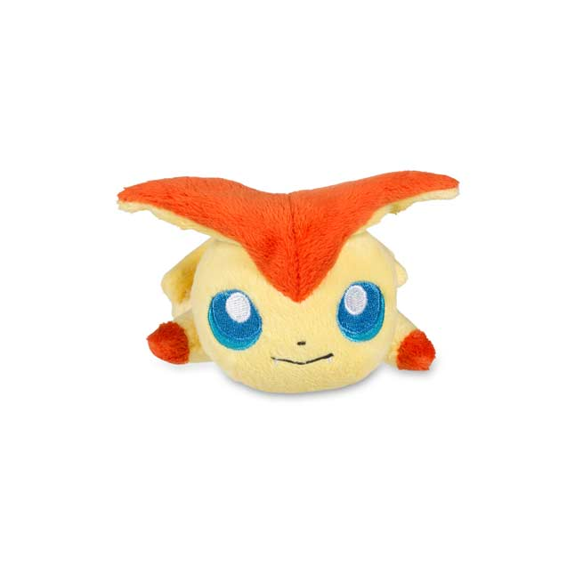 Image for Victini Kuttari Cutie Plush from Pokemon Center