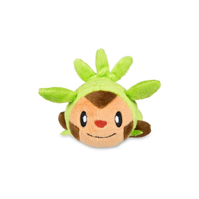 Image for Chespin Kuttari Cutie Plush from Pokemon Center